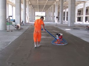 Baskı beton nasıl yapılır?